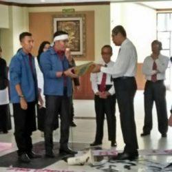 Peringati Milad ke-12 UIN Suska Riau, BEM Gelar Aksi Damai