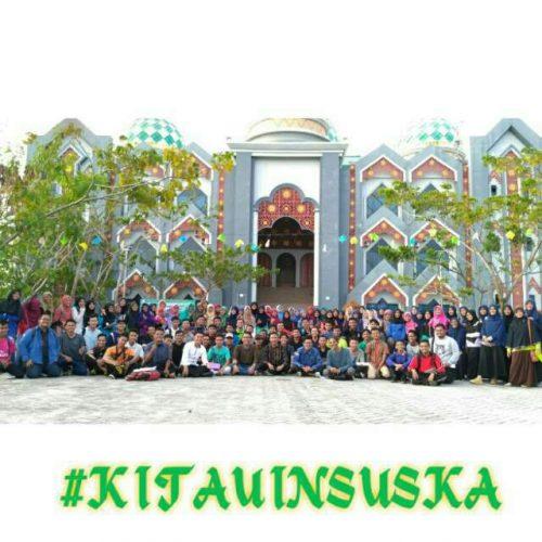 17 Kementerian/ Biro BEM UIN Suska Riau Siap Tugas