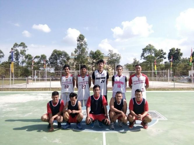 FST Ungguli FTK di Pertandingan Pertama Basket Porsima