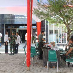 UIN Suska dan Kodim Pekanbaru Siapkan Kedatangan Panglima TNI