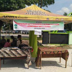 Organisasi Esternal Mahasiswa Buka Stand  Di Pekan Taaruf FTK
