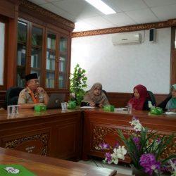 Forum Visitasi Bahas Kelayakan Tuan Rumah PWKPTK Ke-XIV