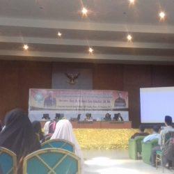 FSH Hadirkan Guru Besar UIN Syarif Hidayatullah Jakarta di Kuliah Umum