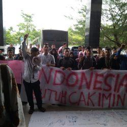 Aliansi Mahasiswa dan Pemuda Riau Dukung Cak Imin