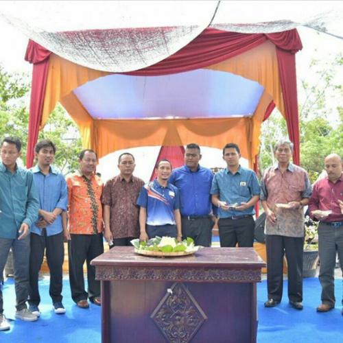 Presiden Mahasiswa Terpilih Kunjungi Milad Komunikasi