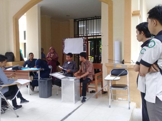 FSH Adakan Pemira Ulang Gubernur dan Wakil Gubernur