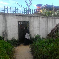 Keamanan kampus Lalai Buka Pintu, Mahasiswa Terlambat Kuliah
