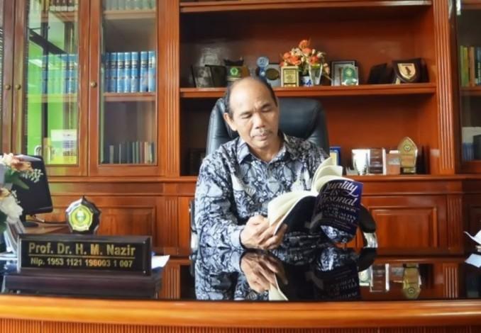 Ketua Senat UIN Suska Riau Kecewa dengan Kebijakan Kemenag