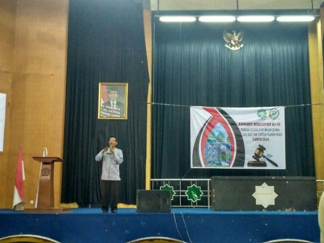 Kongres Mahasiswa Ke-VI Resmi Dibuka
