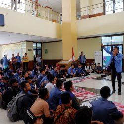 AMPD UIN Suska Tuntut Rektor Kembalikan Demokrasi