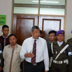 Rektor Tolak Tandatangani Tuntutan AMPD