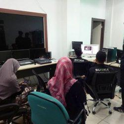 Suska TV Lakukan Tahap Legalitas ke KPID dan Balmon