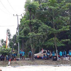 Kontingen PWPTK Telah Tiba di UIN Suska Riau