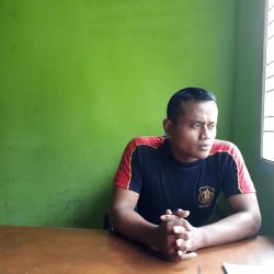 UIN Suska Riau Lakukan Penggantian Satpam