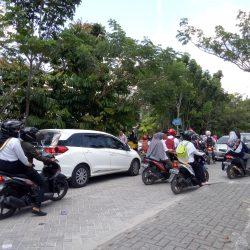 Tiga Titik  Jalan yang Rawan Kemacetan