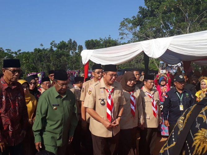 PW PTK Ke-XIV UIN Suska Riau Dibuka Menag RI