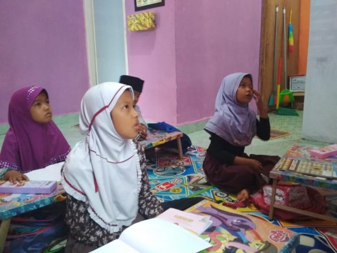 Genbi Riau Didik Anak Putus Sekolah, dan Akan Terbitkan Ijazah.
