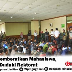 UKT Memberatkan Mahasiswa, Masa Duduki Rektorat
