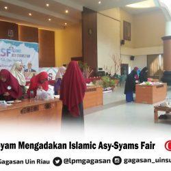FKII Asy-Syam Mengadakan Islamic Asy-Syams Fair