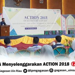 HMJ ANA Menyelenggarakan ACTION 2018