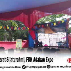Mempererat Silaturahmi, FDK Adakan Expo