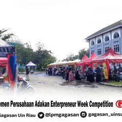 D3 Manajemen Perusahaan Adakan Enterpreneur Week Competition