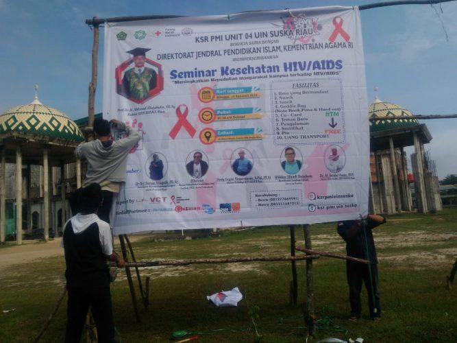 KSR PMI Akan Gelar Seminar Kesehatan HIV/AIDS