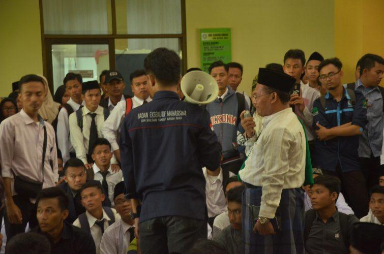 Matinya Otonomi Kampus UIN Suska Riau