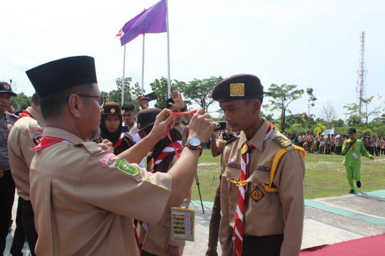 Pramuka UIN Suska Riau Adakan Pertika IV Se-Riau