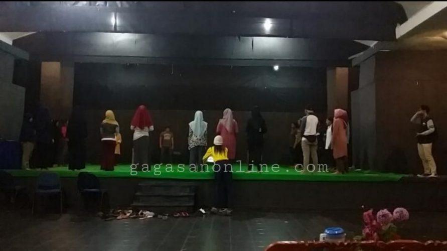 Persiapan Bingkas Timur, Latah Tuah Lakukan Latihan Gabungan Perdana