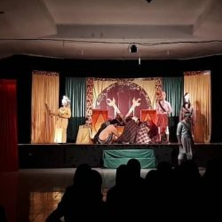 Tampil Memukau, Teater Bangsawan SLT Tuai Pujian