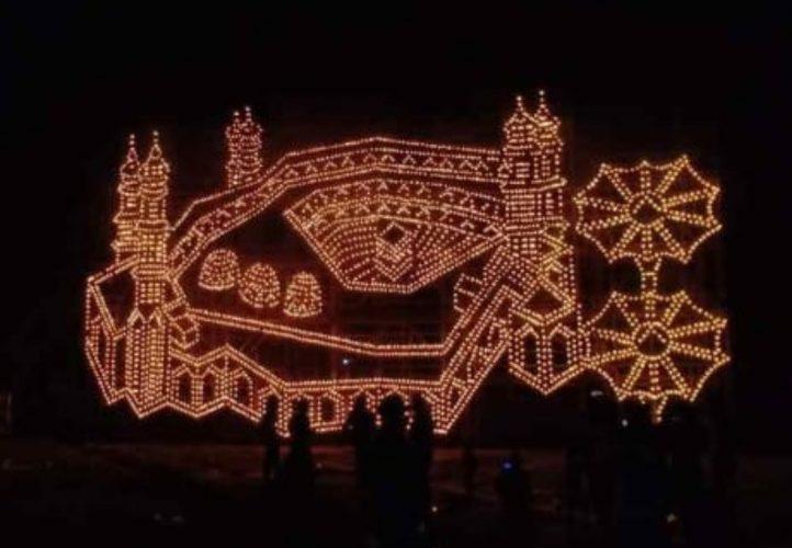 Tradisi Lampu Colok di Negeri Junjungan Kabupaten Bengkalis