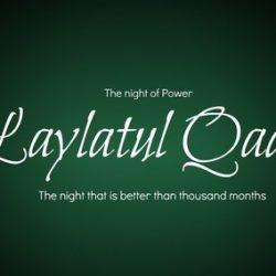 [Kajian Islam] Importance of Lailatul Qadr