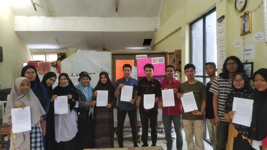 UKK/UKM Menolak Otoritarianisme di Kampus UIN Suska Riau