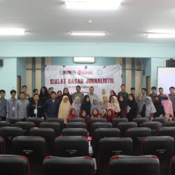 LPM Gagasan Selenggarakan Dikdas Jurnalistik 2019
