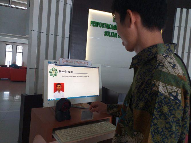 Sebab Hilangnya Ucapan Assalamualaikum di Perpustakaan UIN Suska Riau