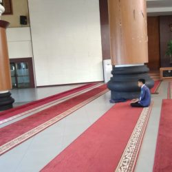 Seluruh Kegiatan Masjid Pindah ke IC