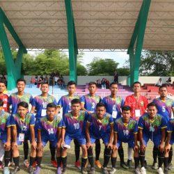 Tim UIN Suska Lolos Semifinal Football Championship 2019