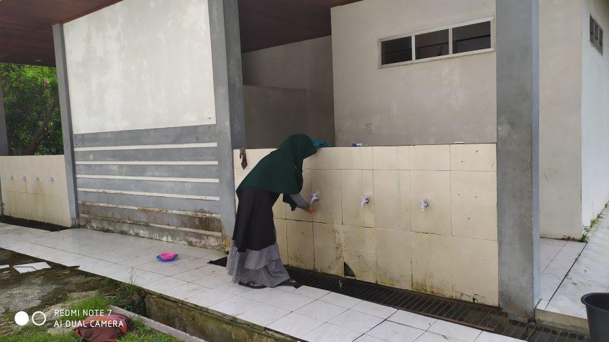 UKK dan UKM Keluhkan Kondisi Toilet PKM