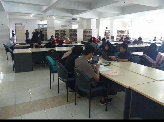 Pemindahan Buku Perpustakaan Fakultas Kurang Efektif