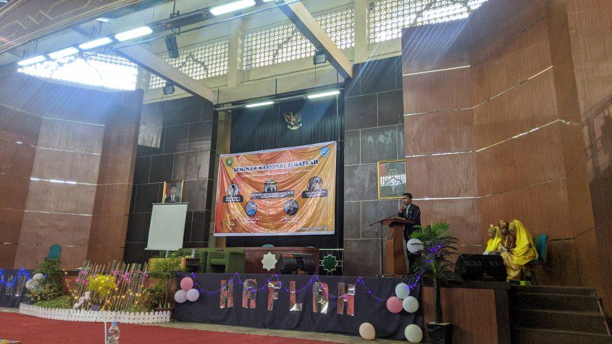 LP2A Gelar Seminar Nasional dan Haflah di PKM