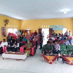 Prodi PMI Adakan Kerjasama Pemberdayaan dengan Desa Bukit Kratai