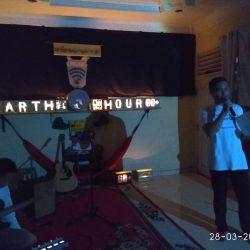 Komunitas Kepemudaan Riau Peringati Hari Earth Hour dengan Kampanyekan Gerakan Hemat Energi
