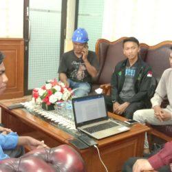 Rektor Adakan Audiensi dengan Ormawa Terkait Pemadaman Listrik