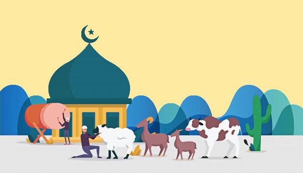 Hukum Tidak Sarapan Sebelum Salat Idul Adha Bagi Yang Berkurban