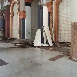 Mahasiswa Harap Masjid Al-Jami'ah UIN Suska Segera Direnovasi