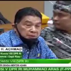 Anggota DPR RI Minta Menteri Agama Segera Copot Jabatan Rektor UIN Suska