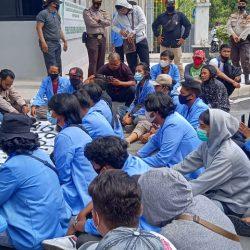 Mahasiswa Dipanggil Pimpinan Fakultas Karena Aksi di Kejati