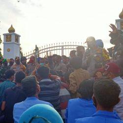Gubernur Riau Belum Sikapi Tuntutan Aksi Mahasiswa