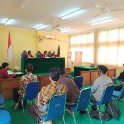 Mahasiswa Penuntut Sema FSH Masih Perlu Perbaiki Dokumen Tuntutan